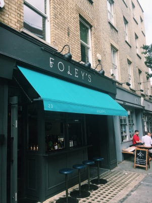 Foley's front