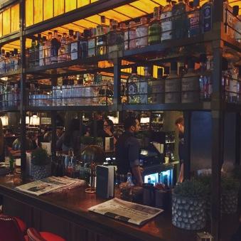 Holborn dining room bar