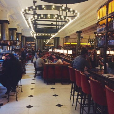 Holborn Dining Room – the veggie perspective