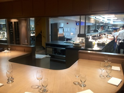 Chefs Table, The Gilbert Scott Kitchen